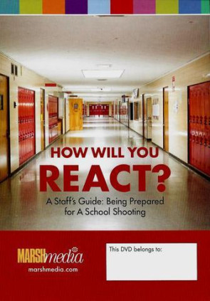 How Will You React? A Staff Guide (DVD)