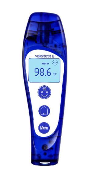 VisioFocus® Pro Non-Contact Thermometer