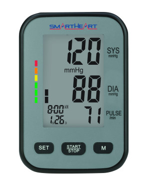 SmartHeart Premium Talking Blood Pressure Monitor