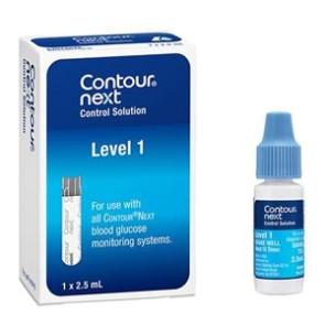 Contour® Next Control Solution, Level 1