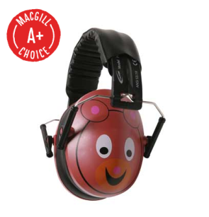 Califone® Hush Buddy™ Hearing Protector, Bear