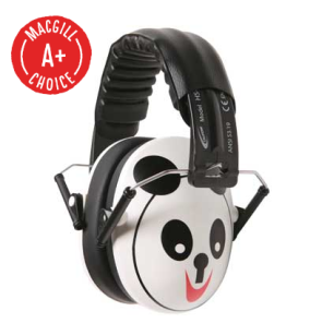 Califone® Hush Buddy™ Hearing Protector, Panda