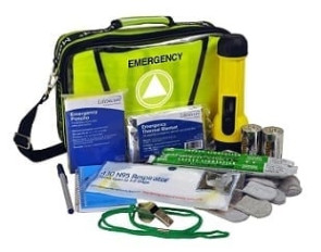 MobileAid® Over-the-Shoulder Basic Emergency Response Kit