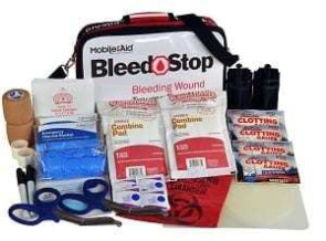 BleedSTOP Over-the-Shoulder Double 300 Bleeding Control Kit