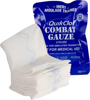 QuikClot® Combat Gauze™ Trainer