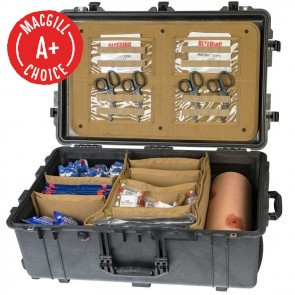 Bleeding Control Skills Training Kit - Advanced with WPS