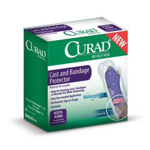 Curad® Cast Protector, Child Arm, 2/pack
