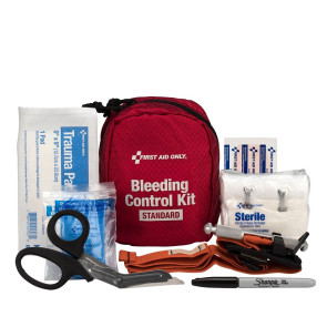 First Aid Only® Bleeding Control Kit - Standard
