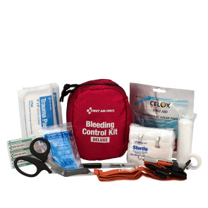 First Aid Only® Bleeding Control Kit - Deluxe