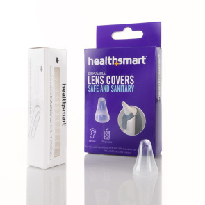 HealthSmart® Digital Ear Thermometer Probe Covers, 45/box
