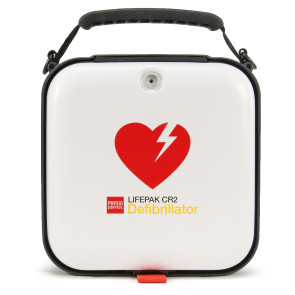 Physio-Control LIFEPAK® CR2 Defibrillator, Fully Automatic