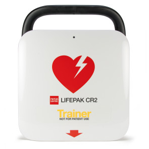 Physio-Control LIFEPAK® CR2 Trainer, English