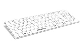 Man & Machine Its Cool Wireless Washable Keyboard