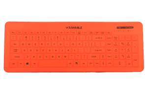 Man & Machine Fitted Drape for Very Cool Keyboard, Red