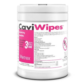 CaviCide™  CaviWipes™ Towelettes, 160 per can