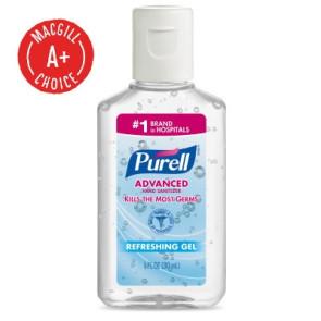 Purell® Advanced Hand Sanitizer, 1 oz bottle