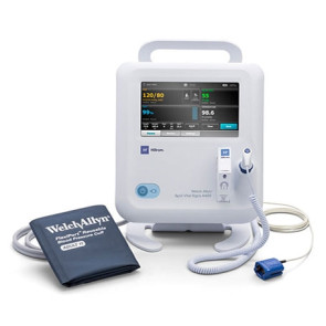 Welch Allyn® Spot Vital Signs 4400 Device w/Nonin Pulse Ox