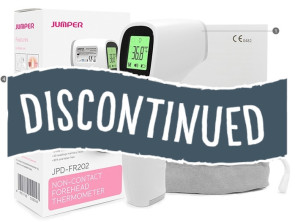 (Discontinued) Jumper Non-Contact Infrared Thermometer