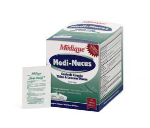 Medi-Mucus, 50 packs of 1