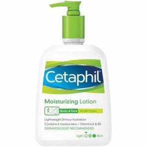 Cetaphil® Moisturing Lotion, 16 oz pump bottle