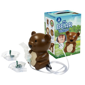 Dynarex My Bear Pediatric Nebulizer System