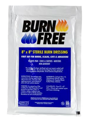 "8"" x 8"" Burn Free® Burn Dressing"