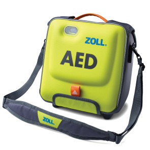 ZOLL AED 3® Soft Carrying Case with Shoulder Strap