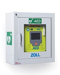 ZOLL AED 3® Standard Wall Cabinet