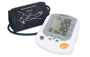 SureLife® Automatic Talking Arm Blood Pressure Monitor