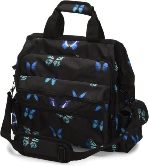 Nurse Mates® Ultimate Nursing Bag, Midnight Butterfly