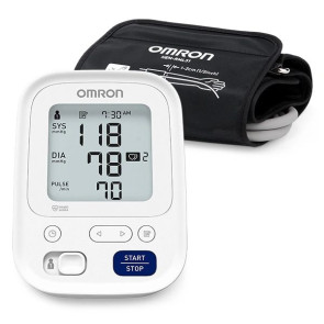 Omron® 5 Series Automatic B/P Monitor with Adult Cuff