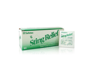Sting Relief™ Towelettes, 150/Box