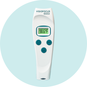 VisioFocus® Smart Non-Contact Thermometer