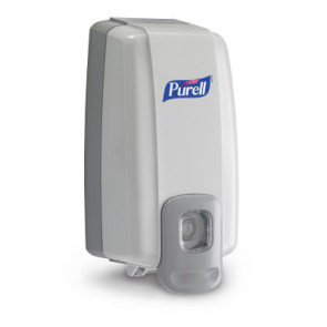 Purell® Space Saver Touch Dispenser for 1000 ml Refills