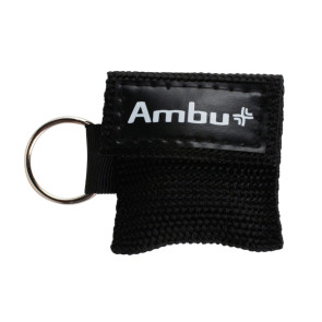 Ambu® Res-Cue® Key with Black Woven Case