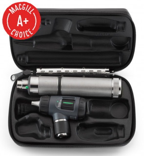 Welch Allyn® MacroView™ Otoscope Set with Throat Illuminator