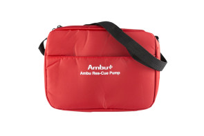 Ambu® Res-Cue Suction Pump Red Carrying Case