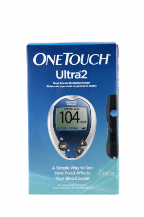 One-Touch® Ultra®2 Glucometer