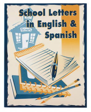 School Letters in English and Spanish