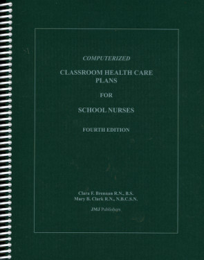 Computerized Classroom Health Care Plans w/CD-ROM