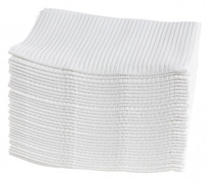 Professional Towels, 2-ply Paper and 1-ply Poly, 500/Case