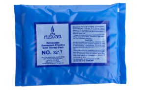 """Reusable Blue Ice 5"""" x 7"""" Cold Pack"""