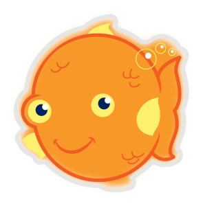 Boo Boo Buddy Fish