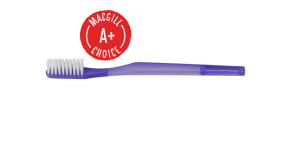 Economy Adult Toothbrushes, 12/Pkg