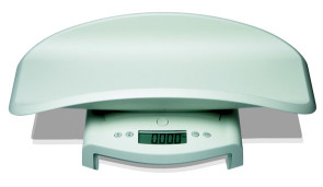 Seca Digital Baby Scale 44 Lbs Capacity