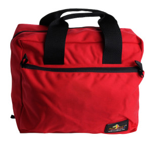 First Aid Bag, Red