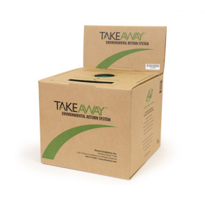 Sharps® TakeAway™ Medication Disposal System