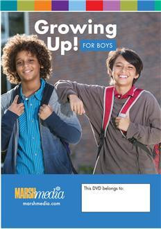 Growing Up: For Boys, DVD (2010 Ed.)