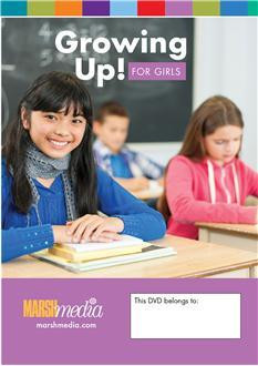 Growing Up: For Girls, DVD (2010 Ed.)