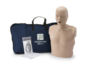 Prestan Adult Manikin with CPR Rate Monitor